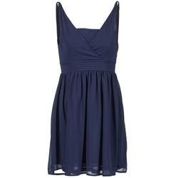 Υφασμάτινα Γυναίκα Κοντά Φορέματα Betty London ESQUIVI MARINE