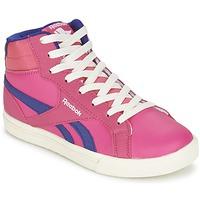 Παπούτσια Κορίτσι Ψηλά Sneakers Reebok Classic REEBOK ROYAL COMP 2 Ροζ