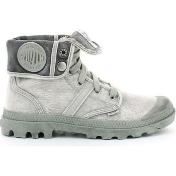 Παπούτσια Μπότες Palladium BAGGY TOILE Gris