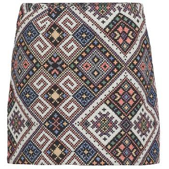 Υφασμάτινα Γυναίκα Φούστες Betty London ELETETTE Multicolore