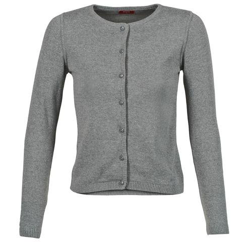 Υφασμάτινα Γυναίκα Μπουφάν / Ζακέτες BOTD EVANITOA Grey