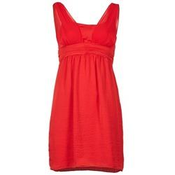 Υφασμάτινα Γυναίκα Κοντά Φορέματα Naf Naf KYARINA Red