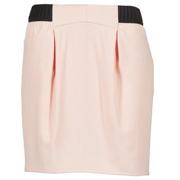 Υφασμάτινα Γυναίκα Φούστες Naf Naf EOSA ροζ