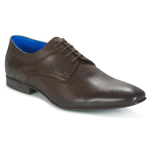 Παπούτσια Άνδρας Derby Carlington MECA Brown