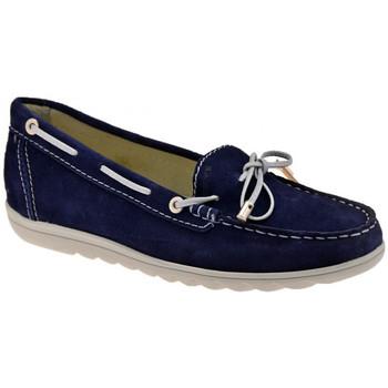 Παπούτσια Γυναίκα Μοκασσίνια Keys  Μπλέ