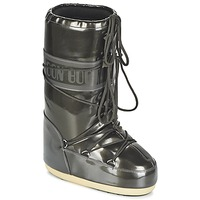 Παπούτσια Γυναίκα Snow boots Moon Boot MOON BOOT VYNIL MET Black