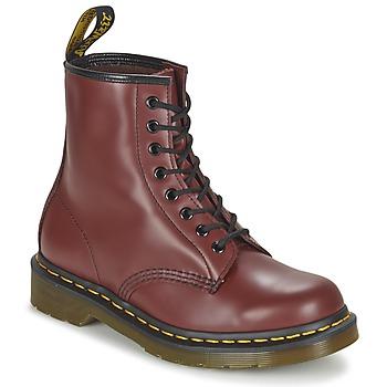 Παπούτσια Μπότες Dr Martens 1460 Red