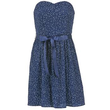 Υφασμάτινα Γυναίκα Κοντά Φορέματα Morgan RPEPS MARINE