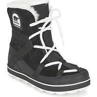 Παπούτσια Γυναίκα Snow boots Sorel GLACY EXPLORER SHORTIE Black