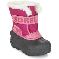 Παπούτσια Παιδί Snow boots Sorel CHILDRENS SNOW COMMANDER ροζ