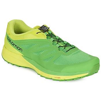 Παπούτσια Άνδρας Τρέξιμο Salomon SENSE PRO 2 Green / Black