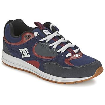 Παπούτσια Άνδρας Skate Παπούτσια DC Shoes KALIS LITE MARINE / Grey