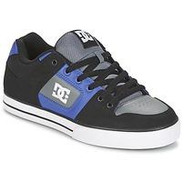 Παπούτσια Άνδρας Skate Παπούτσια DC Shoes PURE Black / μπλέ / Grey