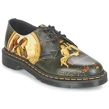 Παπούτσια Derby Dr Martens 1461 Black / Imprimé
