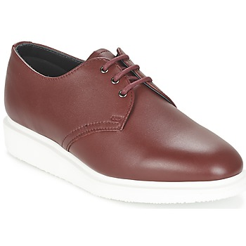 Παπούτσια Derby Dr Martens TORRIANO Red / Cherry
