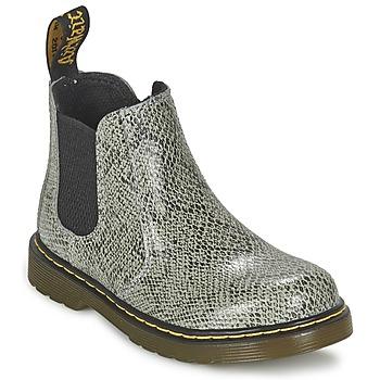 Παπούτσια Παιδί Μπότες Dr Martens BANZAI ASP Grey /  CLAIR