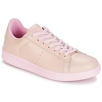 Παπούτσια Γυναίκα Χαμηλά Sneakers Yurban EZIME Ροζ