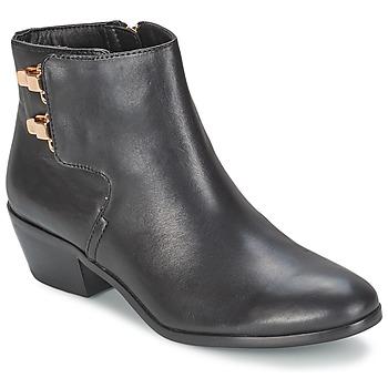 Παπούτσια Γυναίκα Μπότες Sam Edelman PETER Black
