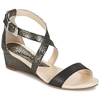Παπούτσια Γυναίκα Σανδάλια / Πέδιλα Anaki GEKOI Black