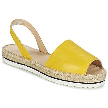 Παπούτσια Γυναίκα Σανδάλια / Πέδιλα Anaki TEQUILAI Yellow