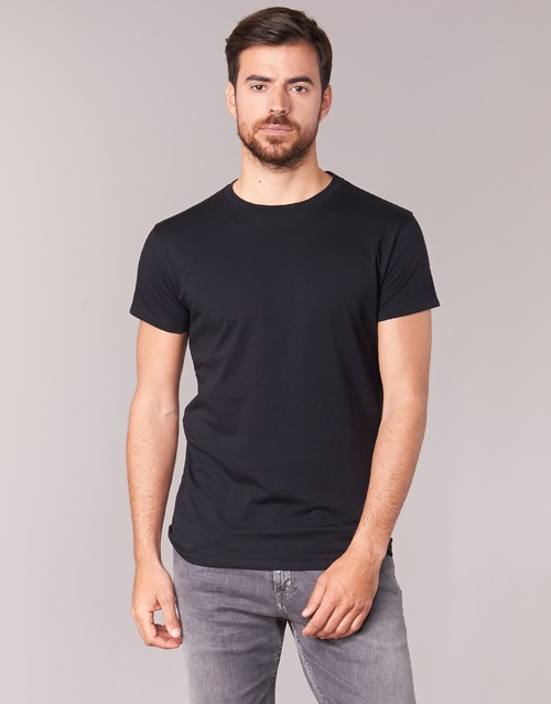 Υφασμάτινα Άνδρας T-shirt με κοντά μανίκια BOTD ESTOILA Black