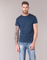 Υφασμάτινα Άνδρας T-shirt με κοντά μανίκια BOTD ESTOILA Marine