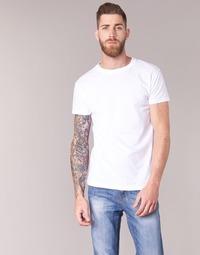 Υφασμάτινα Άνδρας T-shirt με κοντά μανίκια BOTD ESTOILA Άσπρο