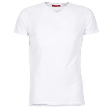 Υφασμάτινα Άνδρας T-shirt με κοντά μανίκια BOTD ECALORA άσπρο