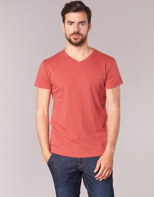 Υφασμάτινα Άνδρας T-shirt με κοντά μανίκια BOTD ECALORA Red
