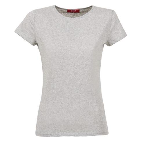 Υφασμάτινα Γυναίκα T-shirt με κοντά μανίκια BOTD EQUATILA Grey