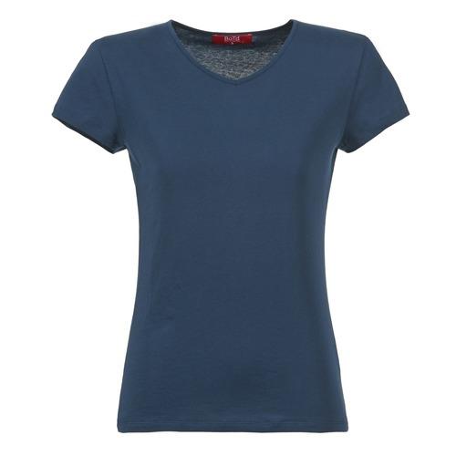 Υφασμάτινα Γυναίκα T-shirt με κοντά μανίκια BOTD EFLOMU Marine