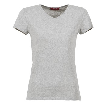 Υφασμάτινα Γυναίκα T-shirt με κοντά μανίκια BOTD EFLOMU Grey