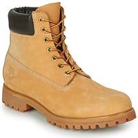Παπούτσια Άνδρας Μπότες Timberland PREMIUM BOOT 6'' Cognac