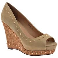 Παπούτσια Γυναίκα Γόβες F. Milano  Grey