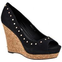 Παπούτσια Γυναίκα Γόβες F. Milano  Black