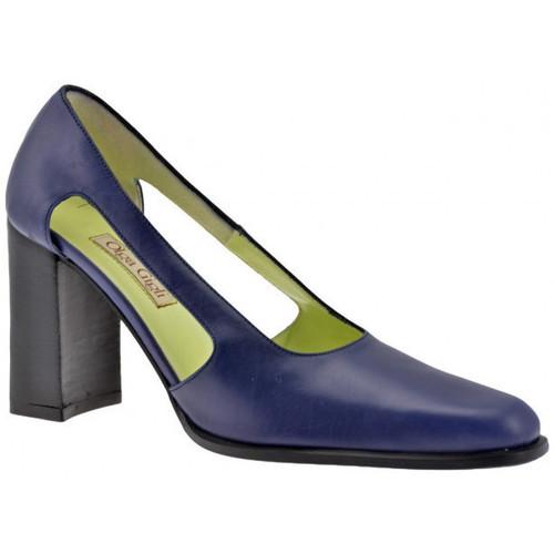 Παπούτσια Γυναίκα Γόβες Olga Gigli  Μπλέ