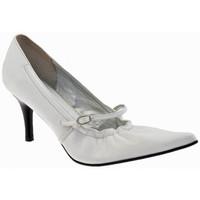 Παπούτσια Γυναίκα Γόβες Chedivé  Άσπρο