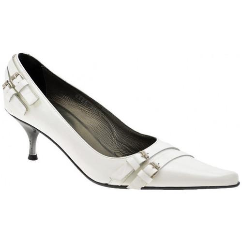 Παπούτσια Γυναίκα Γόβες Janet&Janet  Άσπρο