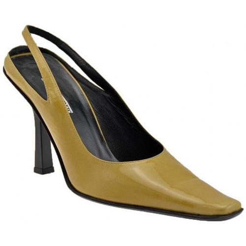 Παπούτσια Γυναίκα Γόβες Enrico Del Gatto  Beige
