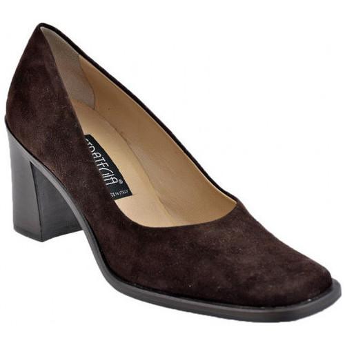 Παπούτσια Γυναίκα Γόβες Strategia  Brown