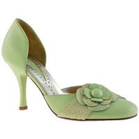 Παπούτσια Γυναίκα Γόβες Fascino  Green