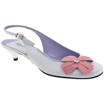 Παπούτσια Γυναίκα Γόβες David  Άσπρο