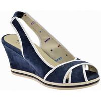 Παπούτσια Γυναίκα Γόβες Keys  Μπλέ
