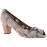 Παπούτσια Γυναίκα Γόβες Keys  Grey