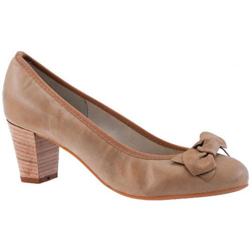 Παπούτσια Γυναίκα Γόβες Keys  Beige