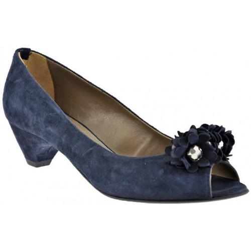 Παπούτσια Γυναίκα Γόβες Progetto  Μπλέ