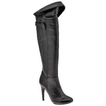 Παπούτσια Γυναίκα Μπότες για την πόλη Ssamzie  Black