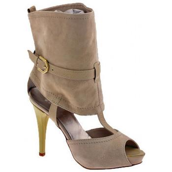 Παπούτσια Γυναίκα Γόβες Ssamzie  Beige