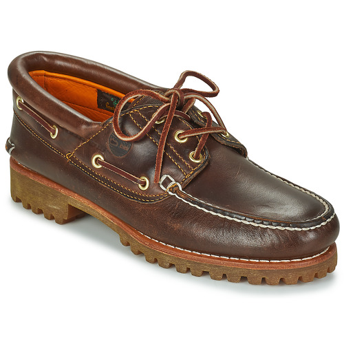 Παπούτσια Άνδρας Boat shoes Timberland 3 EYE CLASSIC LUG Brown