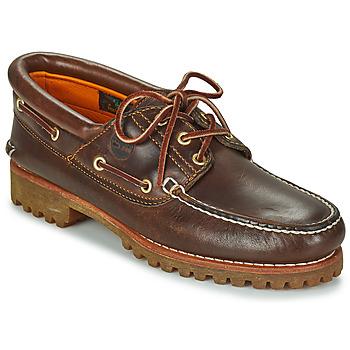Παπούτσια Άνδρας Boat shoes Timberland 3 EYE CLASSIC LUG Brown